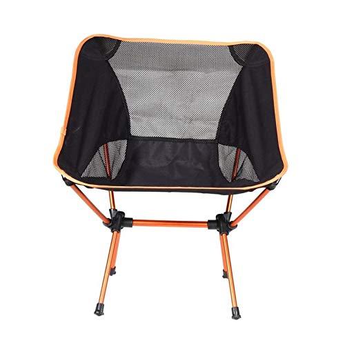 Escalada al aire libre acampa de la pesca portátil plegable Al aire libre el asiento portable silla de camping Ligera Playa Silla plegable heces Pesca Presidente de la comida campestre que acampa que