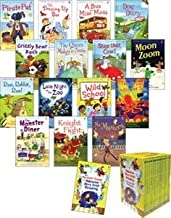 Usborne Very First Reading Boxed Set Collection Pack with 16 books