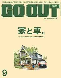 [三栄]のGO OUT (ゴーアウト) 2019年 9月号 [雑誌]