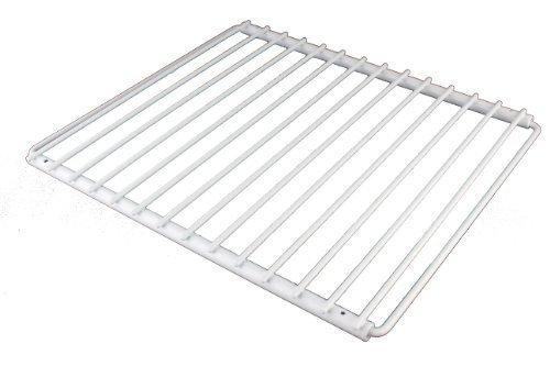 First4Spares verstellbar mit Regal mit Schraube Fix ausziehbar Arme für alle Marken und Modelle von Kühlschrank/Kühlschrank Gefrierschrank, Weiß