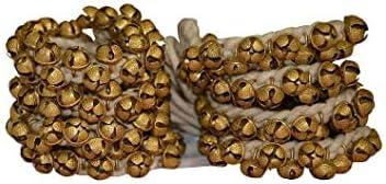 Wonderlist Handicrafts Indian Classical Free shipping on posting reviews Ghungroo 16 Kathak unisex Pair