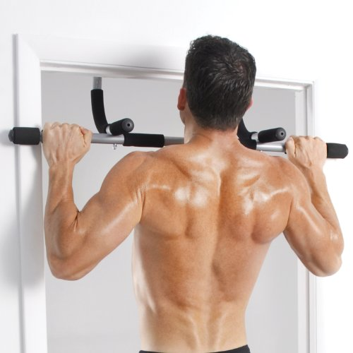 Product Image 2: Iron Gym Total Upper Body Workout Bar