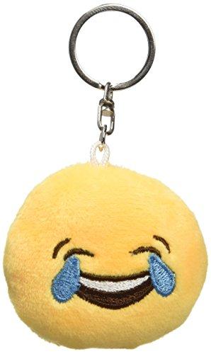 Emoticonworld - Llavero Emoticono diseño Llorar de risa (K06-005) , color/modelo surtido