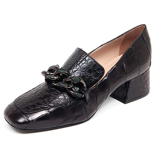 ALBERTO GOZZI F6934 Decollete Donna Black Scarpe Shoe Woman [36]