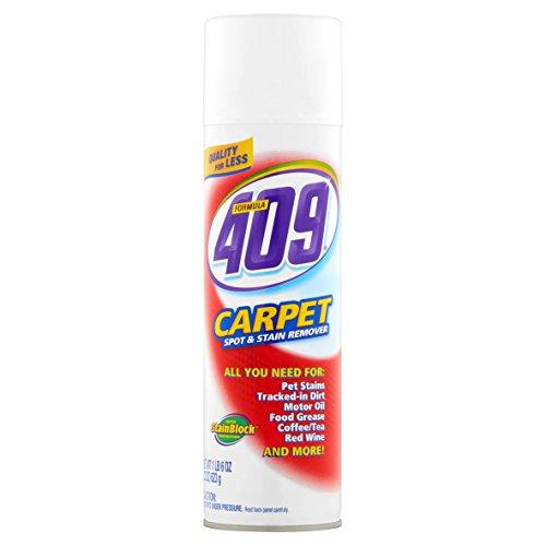 M&M's 409 Carpet Cleaner SPOT & PET Stain Remover 22 OZ AEROLSOL