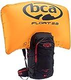 Backcountry Access BCA Float 2.0 Avalanche Backpack, Unisex, 23C0003.1.1.1SIZ, Black, 55 x 33 x 23 cm, 42 Liter