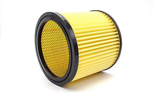vhbw Filtro de cartucho compatible con Klarstein VCM-IVC-50, IVC-50, IPX4, 10007544; aspiradoras, robot aspirador, multiusos