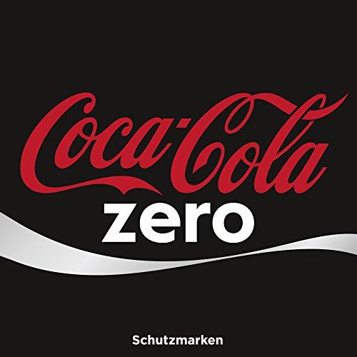 Coca-Cola Zero 12x1 Liter Mehrweg inklusive Pfand - ohne Kiste