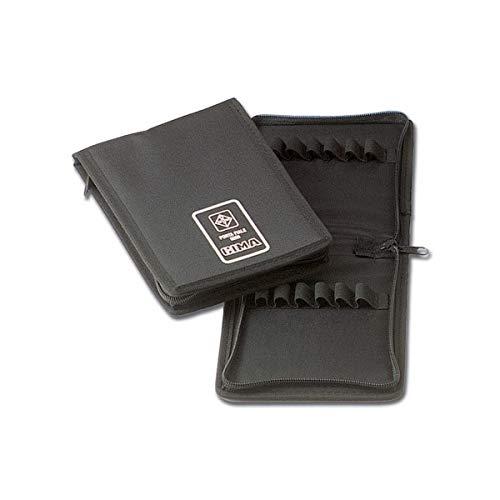 GIMA 25745 Mini geluksbrenger van Cordura en ritssluiting, zwart