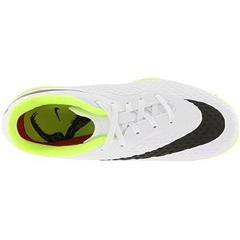 Estados Unidos Ballena barba Que  Amazon.com: Nike Hypervenom Phelon IC - Zapatillas para niño, color blanco,  negro y voltios: Shoes