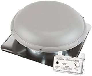 AIR VENT 53830 Roof Mounted Power Attic Ventilator
