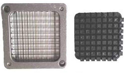 Cuchilla + empujador 7x7 mm para Cortador Patatas y gajos Lacor 60513 (Solo VALIDO para Esta Marca)