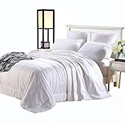 Share Silk Long Strand Mulberry Silk Comforter