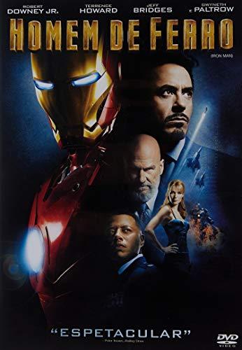 Homem De Ferro [DVD]