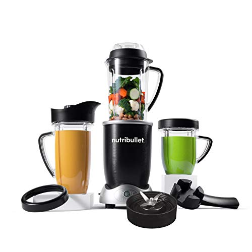 NUTRiBULLET Rx Blender and Food Processor, 1.3 L, 1700 W