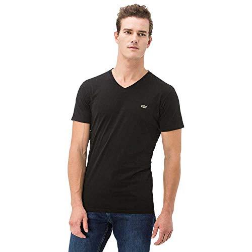 Lacoste - T-shirt da uomo Nero (nero 031) S