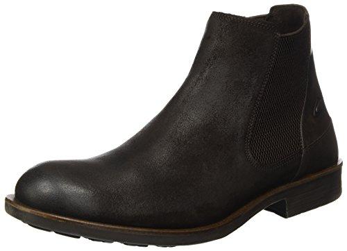 camel active Herren Check 13 Chelsea Boots, Braun (Mocca 2), 42 EU