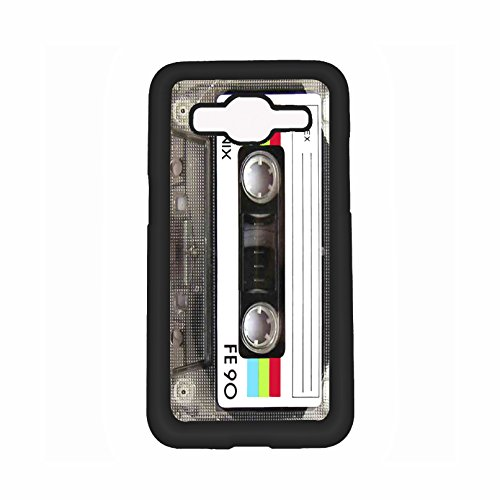 Samsung Galaxy Core Prime Phone Case By INFOPOSUSA Retro Cassette Tape