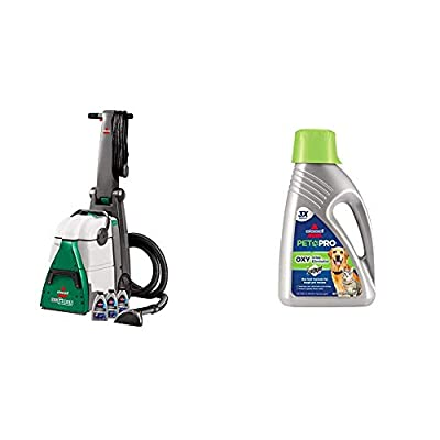 Bissell 86T3/86T3Q Big Green Deep Cleaning Professional Carpet Cleaner Machine