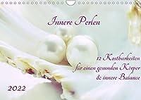 Innere Perlen (Wandkalender 2022 DIN A4 quer): Fuer Gesundheit und Balance (Monatskalender, 14 Seiten )