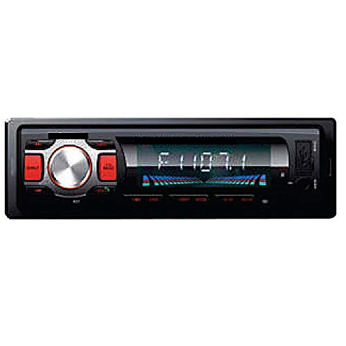 Suzec Single Din car Stereo with Bluetooth and FM Player and Digital Media Player