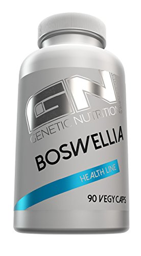 GN Laboratories Boswellia Health Line entzündungshemmend Gelenkbeschwerden Bodybuilding 90 Vegy Caps