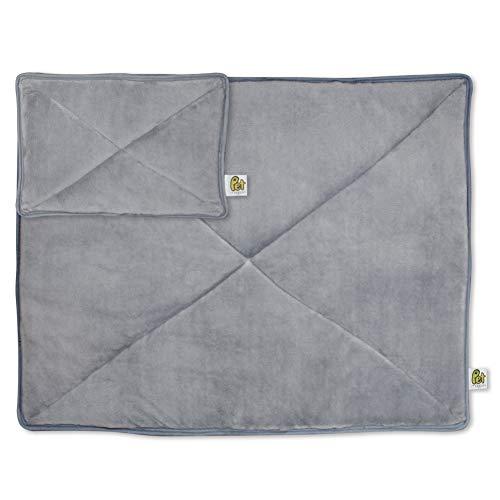 PET MAGASIN Thermomatten für Katzen, groß, selbstheizende Decke, Pad mit Warmer Isolationsschicht, 2er-Packung