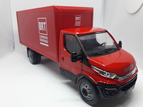 New Ray Iveco New Daily BRT Corriere Espresso Dpd Group 1:32 Die Cast