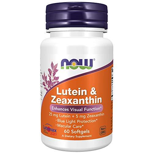 Now Foods Lutein & Zeaxanthin (60) 60 Unidades 40 g