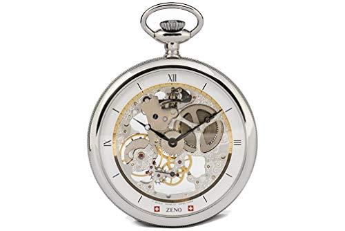 Zeno-Watch - Armbanduhr - Herren - Pocket Watch Lepine ? XL Skeleton - L213S-i2