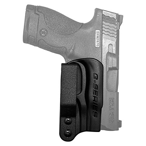 Q-Series IWB Minimalist Concealed Carry Inside the Waistband Holster (Ambidextrous)