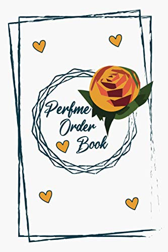 Perfume Order Book: (200 order forms), Perfume Order Book Tr