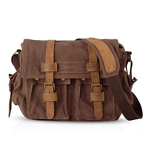 FANDARE Nuevo Bolsa Mensajero Messenger Bag Crossbody