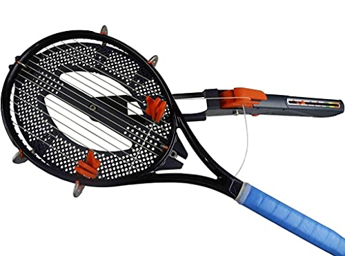MiStringer - Best Tennis Stringing Machine - Used by 100's of Professional Players and Coaches