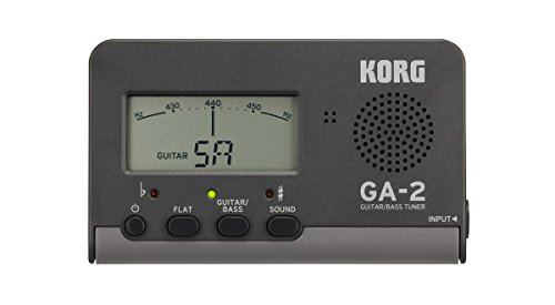 Korg GA-2 Guitar Tuner - Gitarrenstimmgerät