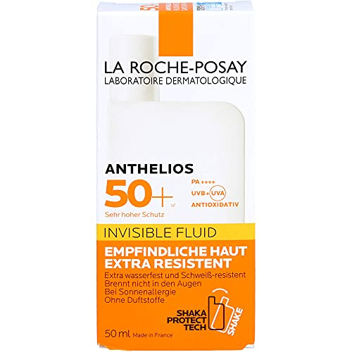 La Roche-Posay Anthelios Shaka Fluid LSF 50+, 50 ml Lösung