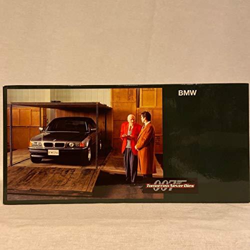 BMWディーラー特注 1/24 BMW 750iL E38 映画 007 Tomorrow Never Dies James Bond ボンドカー 7シリーズ 完...