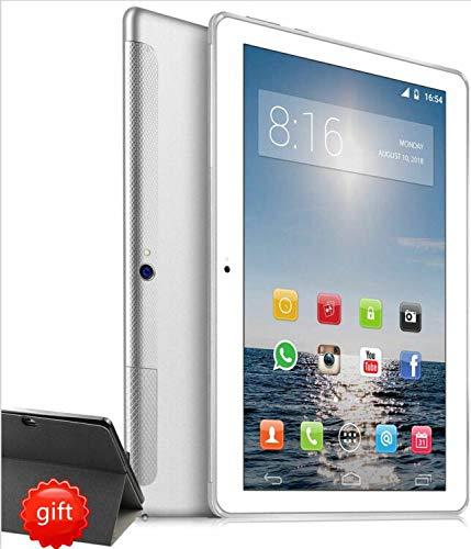 tablet lenovo 4g 4G LTE Tablet 10 Pollici HD - TOSCIDO W109 Android 9.0 Certificato da Google GMS