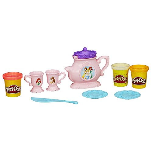 Play-Doh Tea Party Set Featuring Disney Princess by Play-Doh