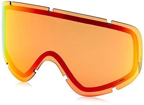 POC Iris Spare Lens Unisex Ersatzscheibe, Persimmon/Red Mirror, Regular