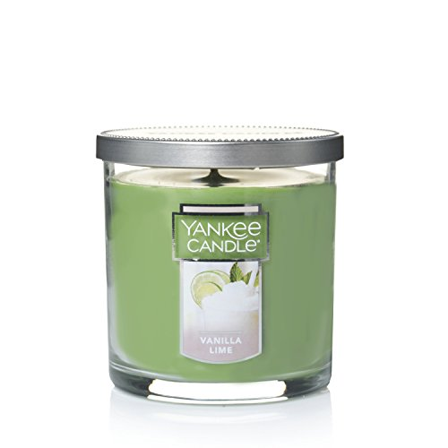 Yankee Candle Small Tumbler Candle, Vanilla Lime