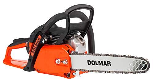 Dolmar 701165040 PS-32C - Motosierra de Gasolina, Narnja, Espada de 35 cm