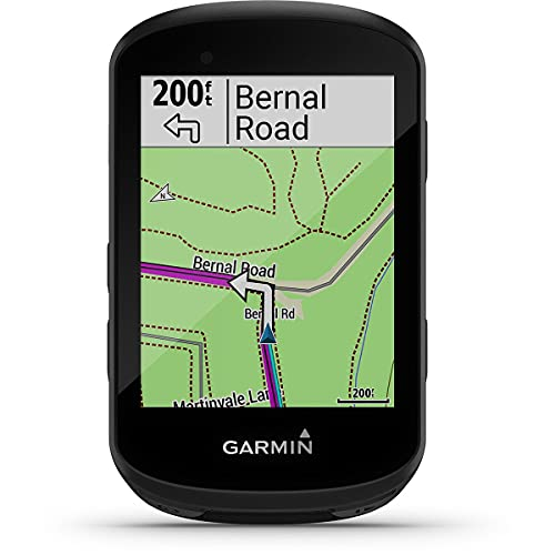 Garmin Computer da Bici Edge 530 GPS + Varia Radar RTL 516, Black