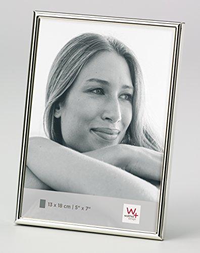 walther design WD318S Chloe Portraitrahmen 13x18 cm, silber