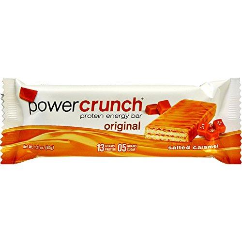 Power Crunch Bar - Original - Salted Caramel - 1.4 oz - Case of 12