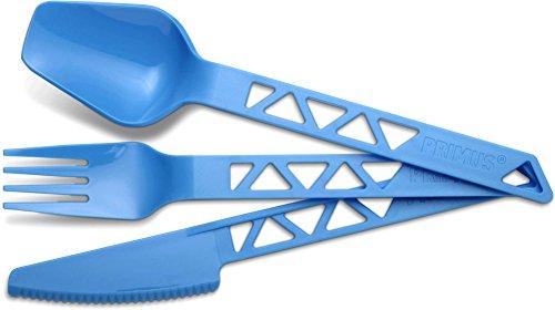 Primus Besteckset 'Trail Tritan, blau, OS