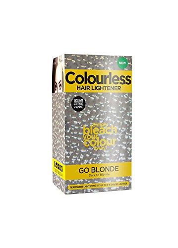 Colourless Aufheller Go Blonde