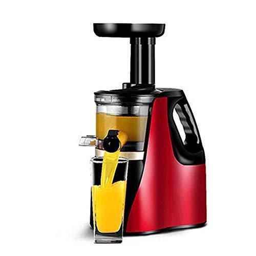 KFJCMY Multi-Functional Juicer, Haus Automatische Obst und Gemüse Entsafter, Saft Rückstand Trennung, Low Speed, elektrischer Entsafter Extractor
