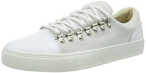 Shoe the Bear Village, Sneakers Basses Homme, Blanc (120 White), 42 EU