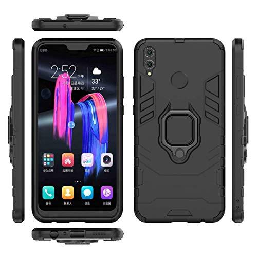 GT Custodia per Huawei Honor 8X JSN-L21 JSN-L23 Custodia PC + Silicone Case Cover 3